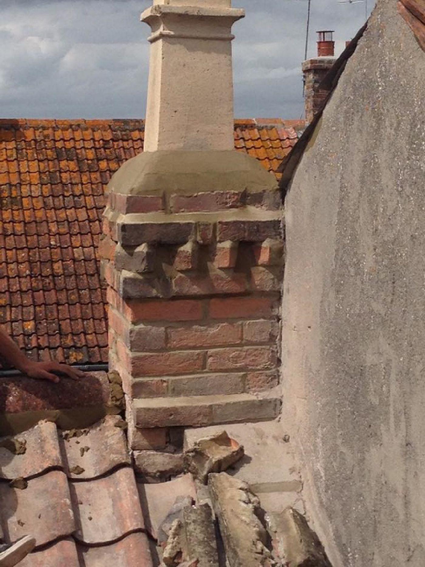 Chimney Repair Langport Somerset