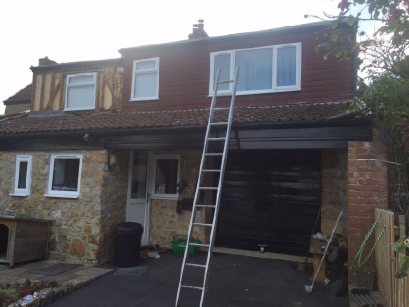 Cladding in Ilminster Somerset